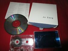 Jo Cang – Islands  Arista  4 tracks CD And Cassette Tape Pack