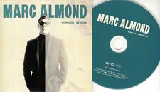 MARC ALMOND How Can I Be Sure 2017 UK 1-trk promo test CD Radio Mix