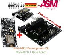 NodeMcu V3 ESP-12E ESP8266 Lua Wemos WIFI Development Board + BASE Board