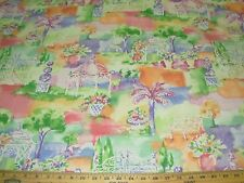 "~Bty~Robert Allen~Modern ""French Bistro"" ~Cotton Upholstery Fabric For Less~"