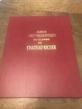 Album Photo-Biographique Du Clerge De Chateau-Richer Book 1986 Verreault French