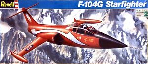 KHS-REVELL- SCALE 1:32 F-104G STARFIGHTER MODEL KIT (#4731)-1033