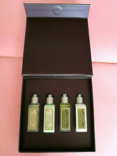 HARBOURVIEW HOTEL MACAU NEW SET x 4 L'OCCITANE VERBENA VERVEINE HEALTH BEAUTY