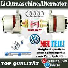 AUDI 80  1.6 D + 1.6 TD + 1.9 D / 65A LICHTMASCHINE ALTERNATOR NEU NEW