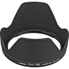 New CANON lens hood EW-78E For the Canon EF-S 15-85mm f/3.5-5.6 IS USM Lens