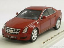 Cadillac CTS Sport Sedan 2011 Crystal Red 1:43 LUXURY 100990