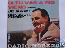 DARIO MORENO BRIGITTE BARDOT CD SINGLE EP NUMEROTé