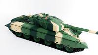 Heng Long 1/16 BB Smoke Sound HUGE Model Army ZTZ 99 Radio Control Battle Tank