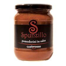 Spunzillo in salsa 520 Gr. Gustarosso - Karton 12 Pezzi