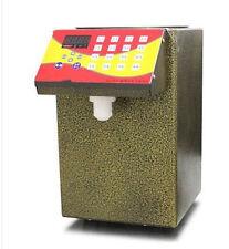 Fructose dispenser Bubble tea Equipment fructose quantitative machine Y