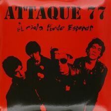 Attaque 77 - El Cielo Puede Esperar [New Vinyl] Argentina - Import