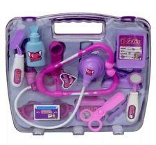 Doctor's Set Activity Medical RolePlay Doctor Nurse Hospital Kids Gift     PINK