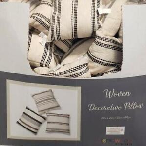 Brentwood Originals Wolves Decor Pillow
