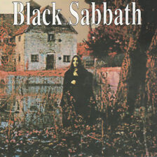 Black Sabbath - Black Sabbath monster rare unique CD S/S Euroton / Pop Classic