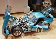 RARE Exoto 1964 Cobra Daytona Coupe #15 Gurney 1/18 Racing Legends Diecast Car