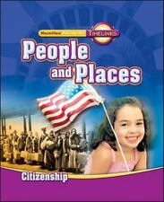 TimeLinks: Second Grade, People and Places-Unit 5 Government Student Edition, Mc