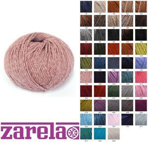 Indiecita 100% Luxurious Baby Alpaca DK Wool/Yarn 50g from Peru ***47 Shades***