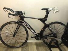 Kestrel 4000 LTD 59CM Carbon TT/Triathlon/Road Bike FRAME SET ONLY