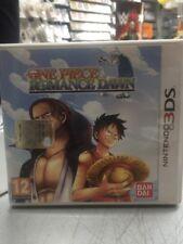 One Piece Romance Dawn Ita 3DS USATO GARANTITO