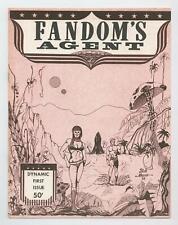 Fandom's Agent #1 FN/VF 7.0 1968
