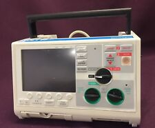 Zoll M Series Biphasic 200 Joules Monitor 3 Lead  ECG Pacing Analyze - TESTED!