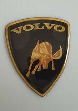 VOLVO Prancing Moose silicone decals sticker  73 x 60mm Lamborghini bonnet badge