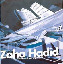 Zaha Hadid: the Complete Buildings and Projects by Zaha Hadid; Aaron Betsky, NEW