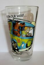 Scooby-Doo, Mystery Machine meeting exclusive Pint Glass 2018 Toon Tumbler