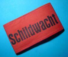 SCHILDWACHT - armband Nederlandse leger / Dutch Army Sentry Guard