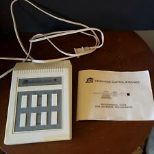 X-10 Home Automation Control Interface Rs-232 model Cp290, sold as is, untested
