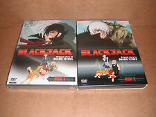 Black Jack TV DVD Set 1 and TV Set 2 (2004)  NEW