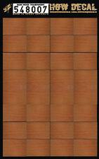 548007 HGW Decal - DARK WOOD (transparent)