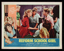 REFORM SCHOOL GIRL CineMasterpieces ORIGINAL MOVIE POSTER LOBBY CARD GIRL FIGHT