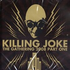 Killing Joke - The Gathering 2008 Part One  ( Live 2 CD Set ) NEW / SEALED
