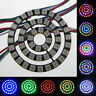 WS2813 New WS2812B 8 16 24 Bit RGB LED Ring 5050 RGB Led Board for Arduino 5V DC
