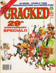 Cracked, 29th Anniversary Special, March 1987, nice one!