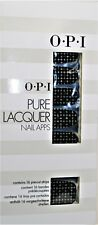OPI Pure Lacquer Nail Applications (Sequins) 16 Pre-Cut Strips