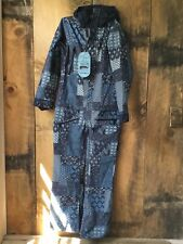NWT Airblaster Women's One Piece Insulated Ski Snow Suit Zipper Blue S