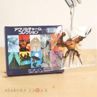 Pokemon Center Original Fall in the Ultra Beast Acrylic Charm Key Chain Buzzwole