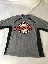 Vacaville Bulldogs Baseball Dri-Fit Polo Shirt Ncaa Player Size L