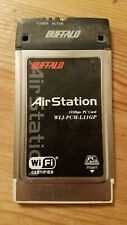 Buffalo AirStation Pcmcia Wli-Pcm-L11Gp - wifi card for older laptops