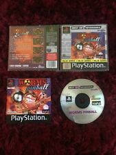 Worms Pinball - Complete PS1 Game - Team 17 / Infogrames