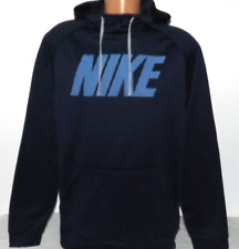 NIKE MEN'S SIZE SMALL THERMA DRI-FIT FLEECE PULLOVER HOODIE 922440 451 NWT