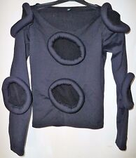 Cyberdog Mesh Top Size 10 / 12 Space Moon rave festival dance party