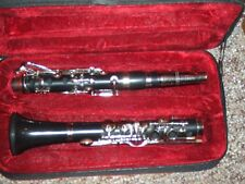 Eb CLARINET OSWAL INDIA Student Clarinet-In Case Albert System w/Reed NEW OTHER