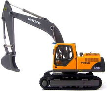 Volvo Plastic Contemporary Diecast Construction Equipment