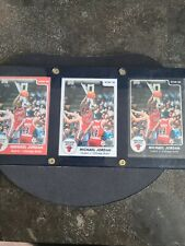 Michael Jordan Chicago Bulls 1984-85 Star Rookie Card #101 RC  RP