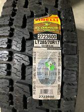 New Listing4 New Lt 285 70 17 Lrd 8 Ply Pirelli Scorpion All Terrain Plus Tires Fits 28570r17