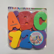 Kids Bathing Toys Munchkin Bath Letters And Numbers Children Baby Water Toy Set