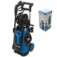Silverline Electric Pressure Washer Power Jet Wash Garden Patio Home Car 2100W